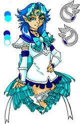 Tindome Senshi: Sailor Numenor