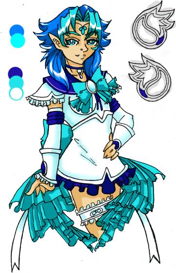 Tindome Senshi: Sailor Numenor by xxkorinxx
