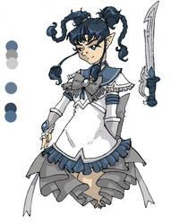 Tindome Senshi: Sailor Mithril by xxkorinxx