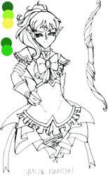Tindome Senshi: Sailor Nandin