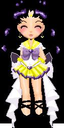 Super Sailor Luna by xxkorinxx