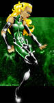 Green Lantern-Addie