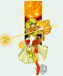 Sailor Solaris by xxkorinxx