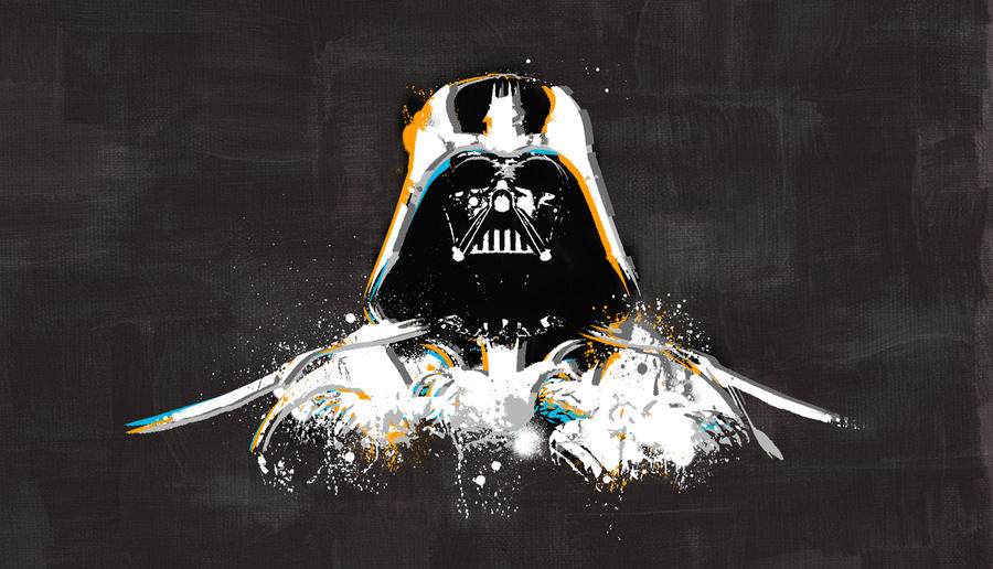 mr vader D by MrQst