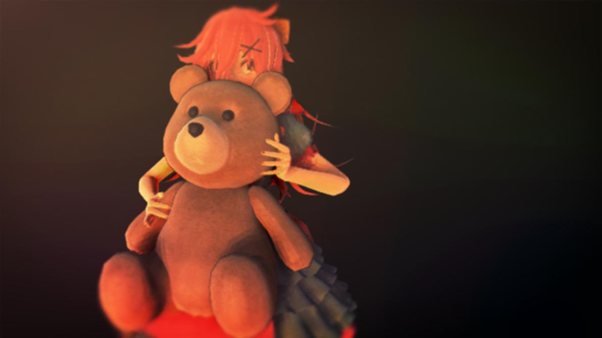 [MMD] Teddy Bear by YukiSane1001