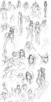 Sketches of 2007