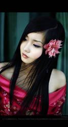 Hana by BlackMageAlodia