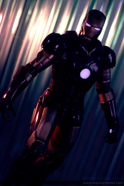 Iron Man by BlackMageAlodia