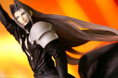 Sephiroth II by BlackMageAlodia