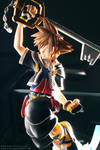KHII: Sora Static Arts
