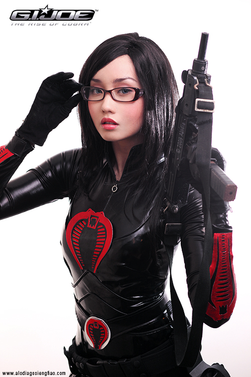 40 Awesome Cosplay of Alodia Gosiengfiao