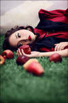 Apples by BlackMageAlodia
