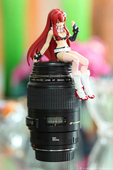 100mm on Figure Photography