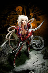 WitchBlade: Amaha Masane by BlackMageAlodia