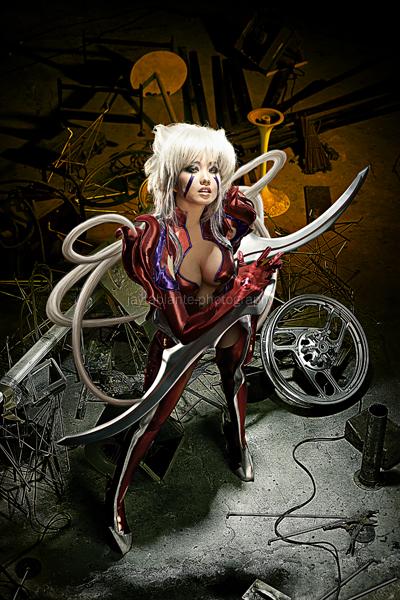 WitchBlade: Amaha Masane by BlackMageAlodia