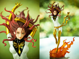 Phoenix SDCC 2010 Exclusive by BlackMageAlodia