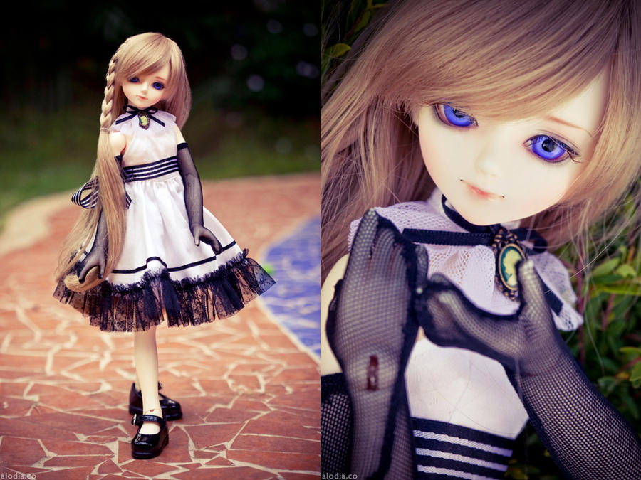 Zoey by BlackMageAlodia