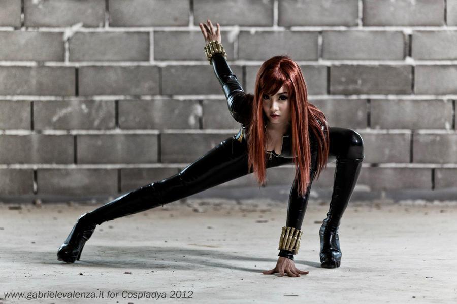 Black Widow by BlackMageAlodia