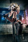 Harley - Oh hello Darling!