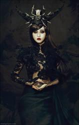 Black Mage Alodia
