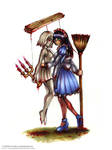 Marionette and Alice