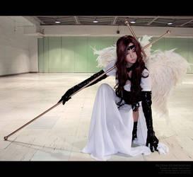 Angel Sanctuary: Alexiel by BlackMageAlodia