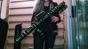 Monster Energy Gun