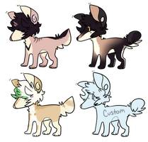 stupid dogs im kinda proud of for once - OTA open by Cozeii