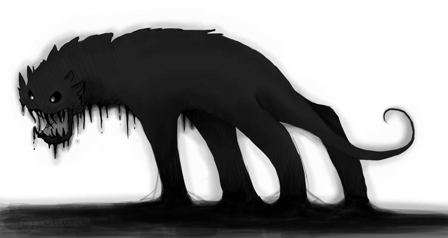 Anime Shadow Creature The Gallery For Anime Shadow Beast Eydt