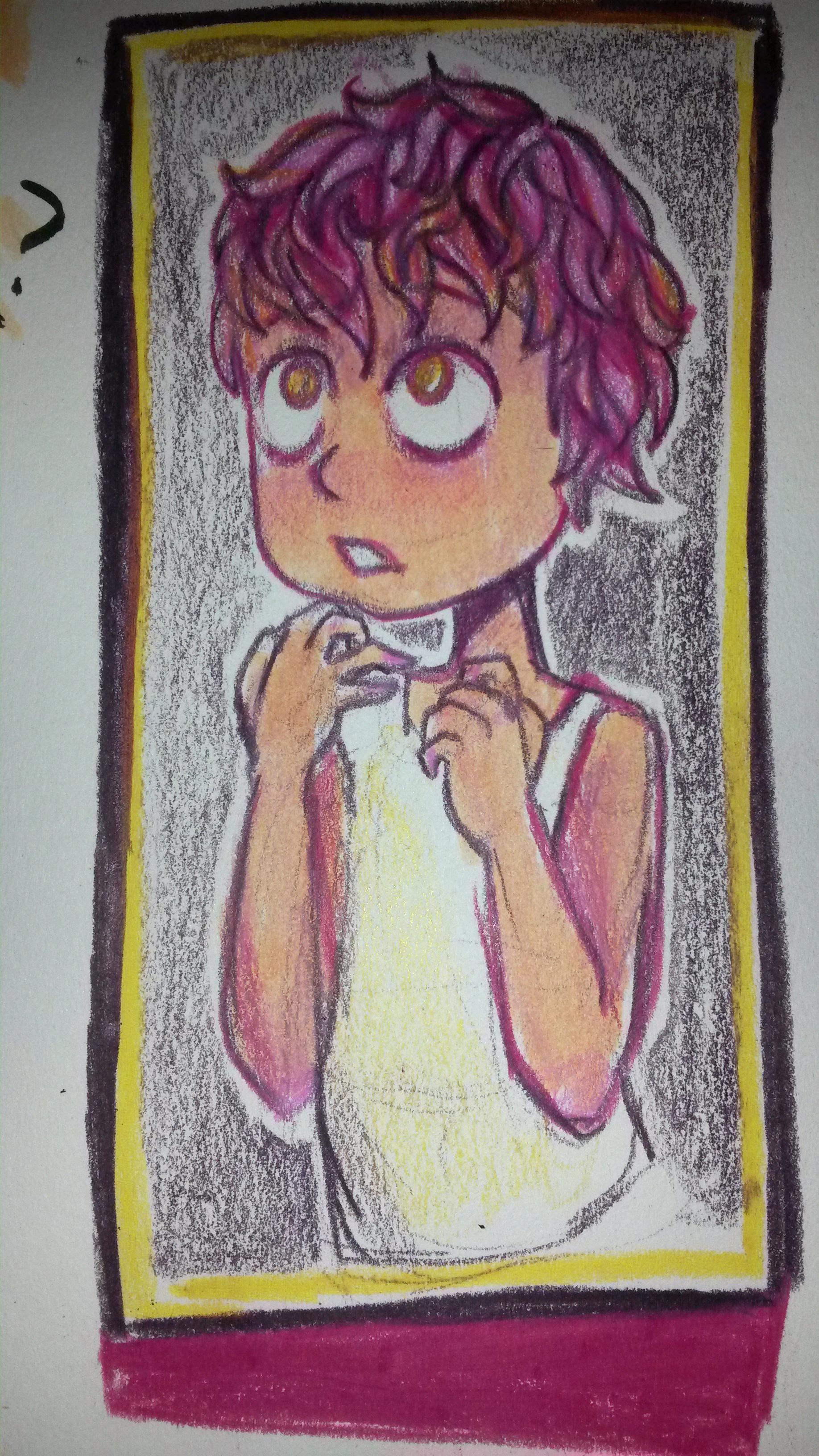 Little Guy by purplemushroompoison