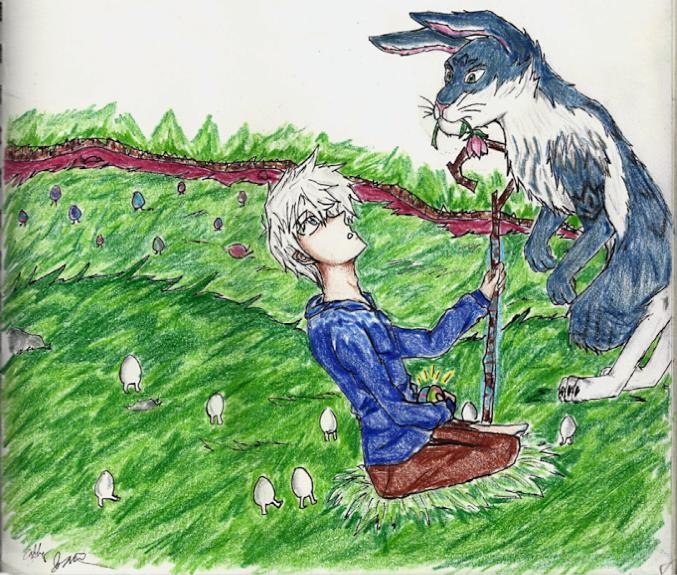 jack frost and bunnymund yaoi - photo #38