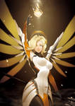 Overwatch Mercy - commission