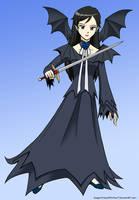 Anime fanart BLOOD+ 2 by ArthurT2015