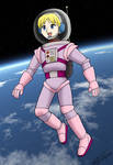 Tiffany in Space