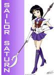 Sailor Saturn Fan Art