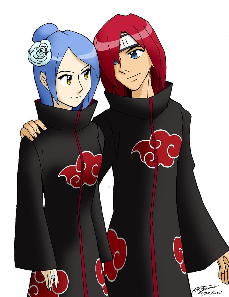 Ninjas in Love by ArthurT2015