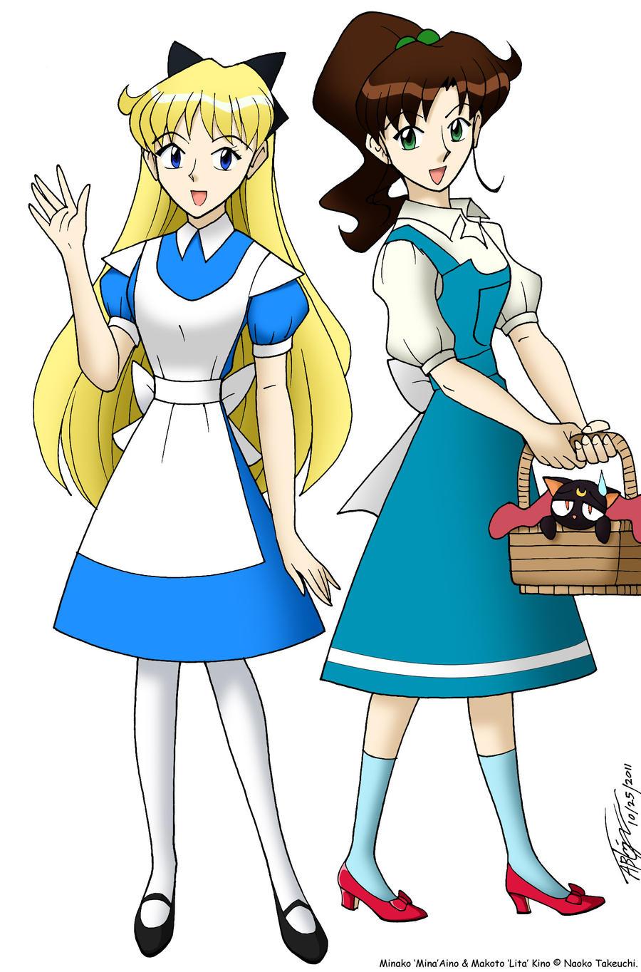 Fantasy Girls by ArthurT2015