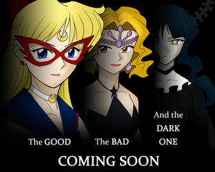 The Good The Bad and The Dark One by ArthurT2015
