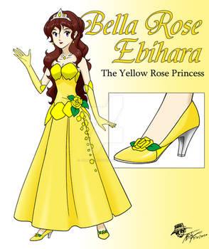 Bella Rose Ebihara concept art
