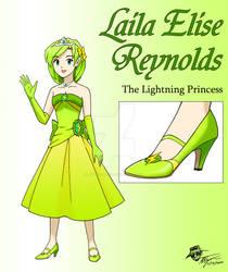 Laila Elise Reynolds concept art