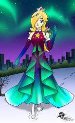 CM: Aurora Rosalina on a Stroll