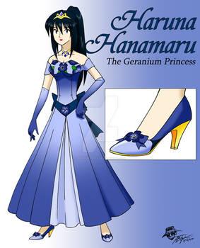 Haruna Hanamaru concept art