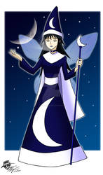 CM: Luna the Night time fairy