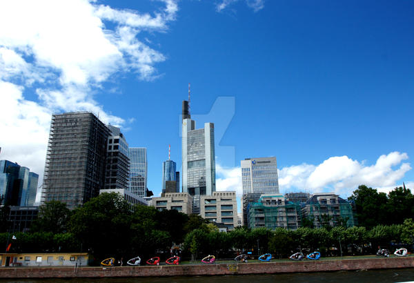 Frankfurt by Yuki-Sasaki