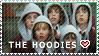 HF - The Hoodies stamp