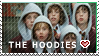 HF - The Hoodies stamp by the-emo-detective