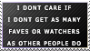 I Dont Care Stamp by the-emo-detective