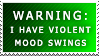 Mood Swings Stamp by the-emo-detective