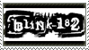 blink-182 stamp by the-emo-detective