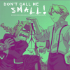 FMA-Don't Call Me Small. by the-emo-detective